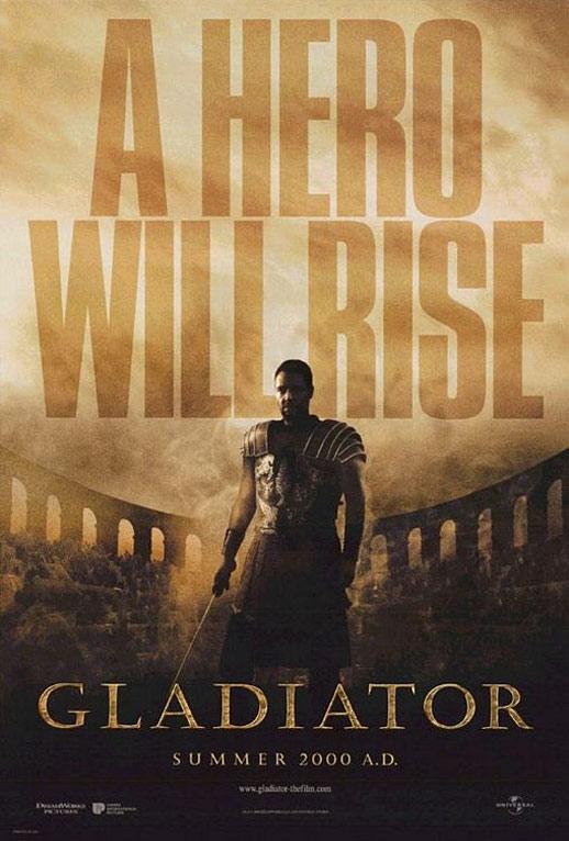 Gladiator Poster #1