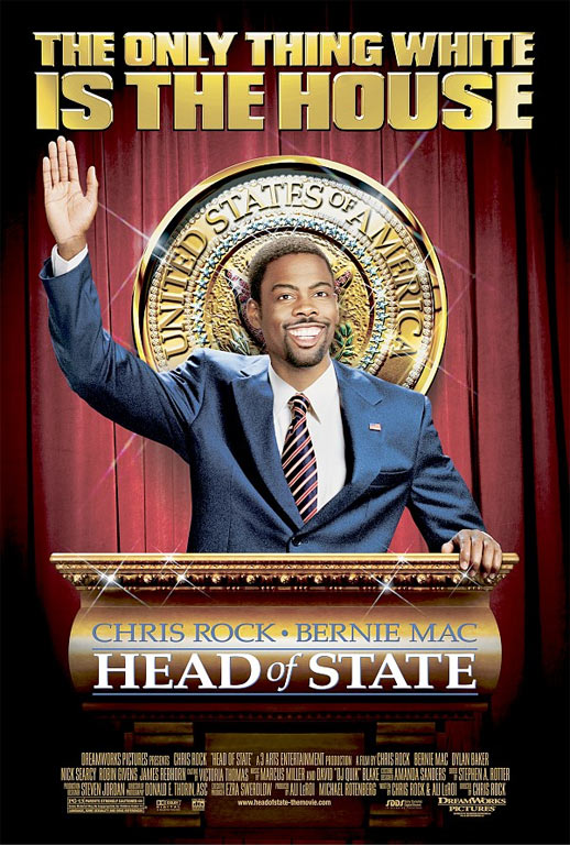 Head of State Poster #1