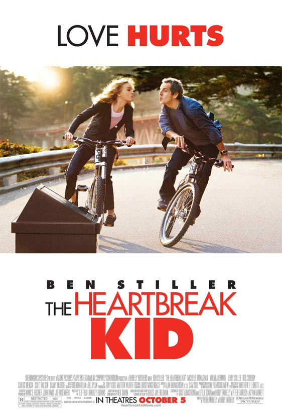 The Heartbreak Kid Poster #2