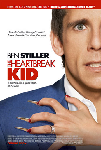 The Heartbreak Kid Poster #4