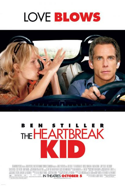 The Heartbreak Kid Poster #1