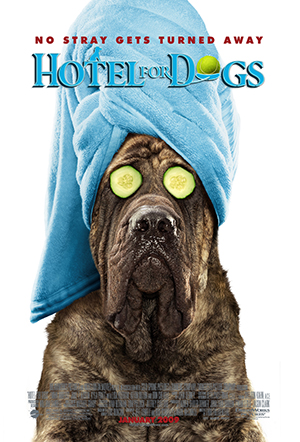 Hotel For Dogs 2009 Poster 6 Trailer Addict