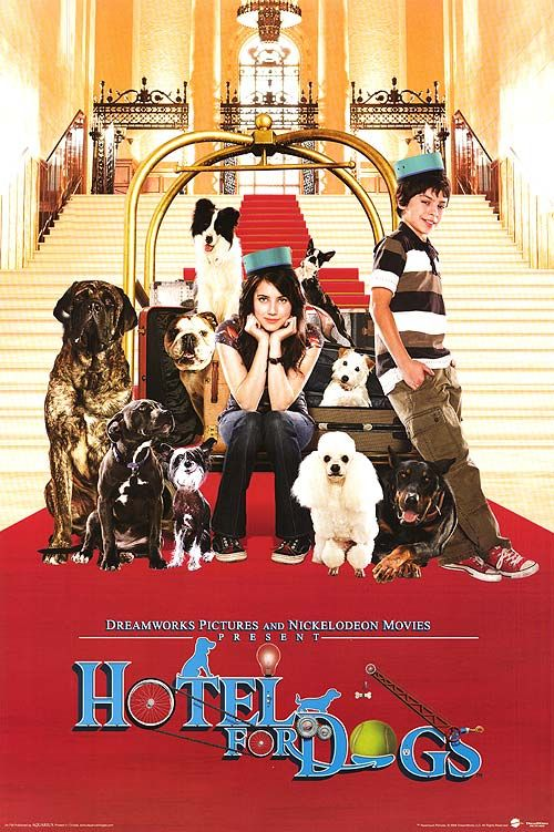 Hotel for Dogs Poster #8