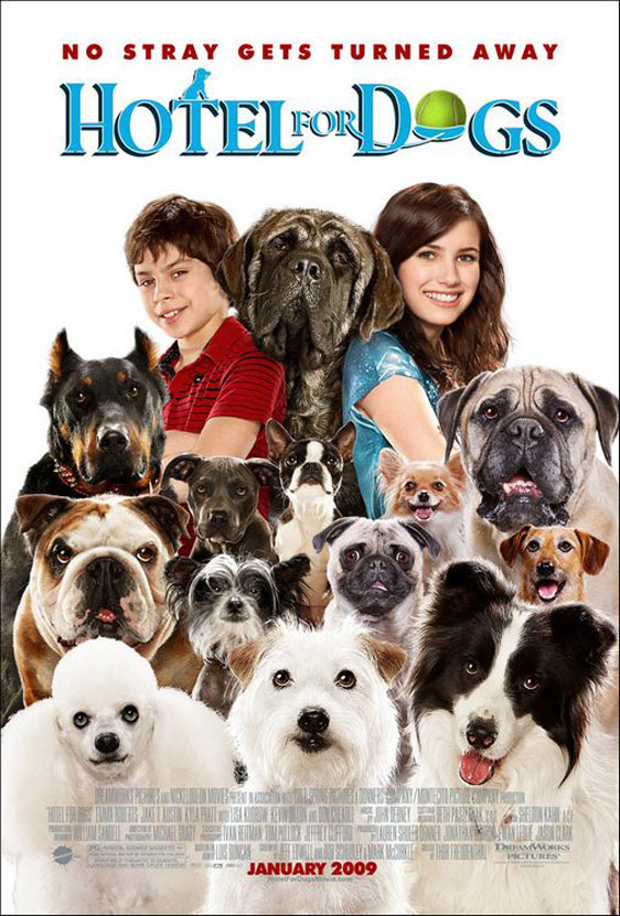 Hotel for Dogs Poster #1
