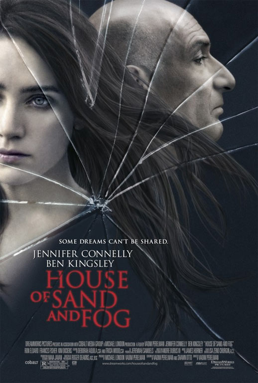 House of Sand and Fog Poster #1