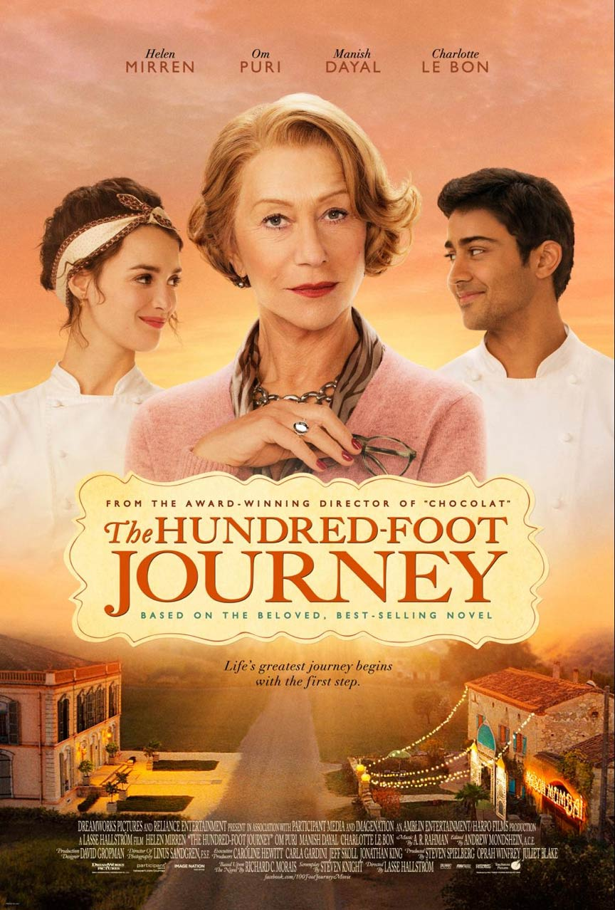 The Hundred-Foot Journey Poster #1