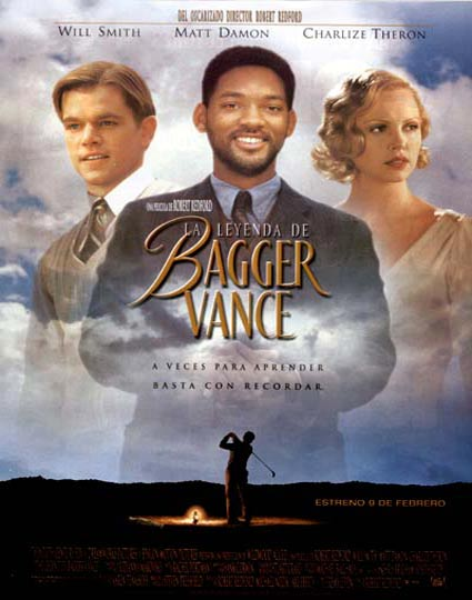 KIRSTEN: The legend of the bagger vance