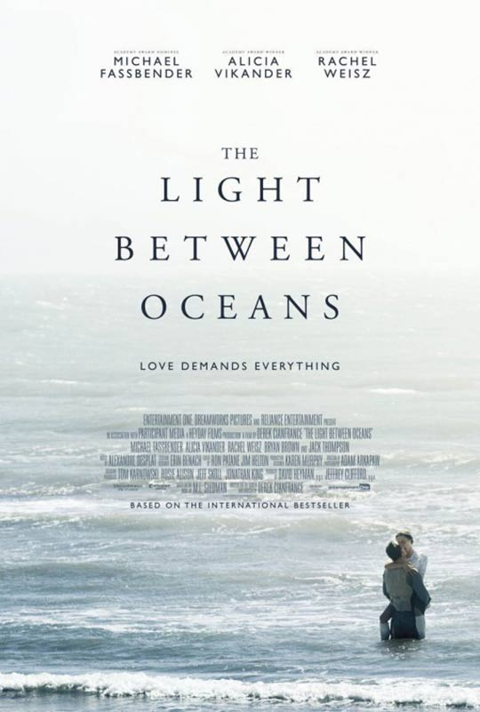 The Light Between Oceans Poster #3