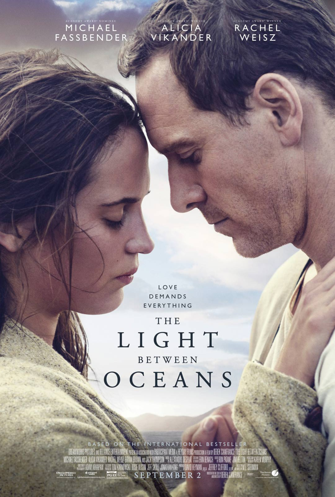 The Light Between Oceans Poster #1