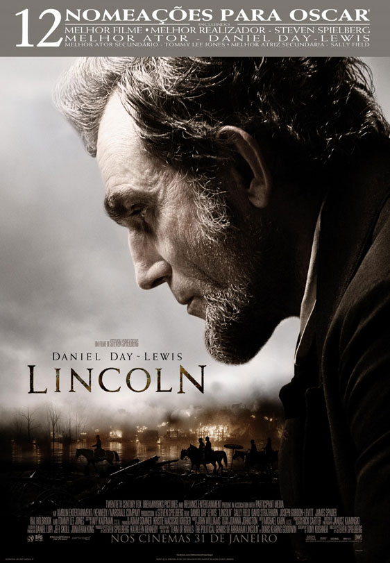 Lincoln Poster #2