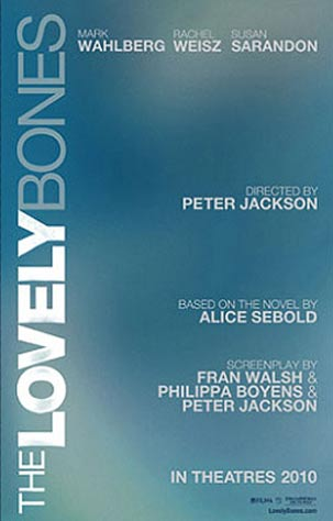 The Lovely Bones Poster #1