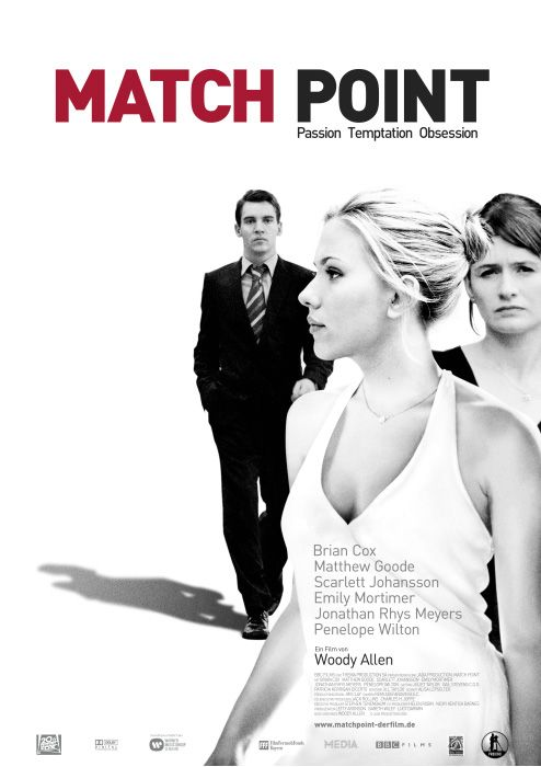Match Point Poster #1