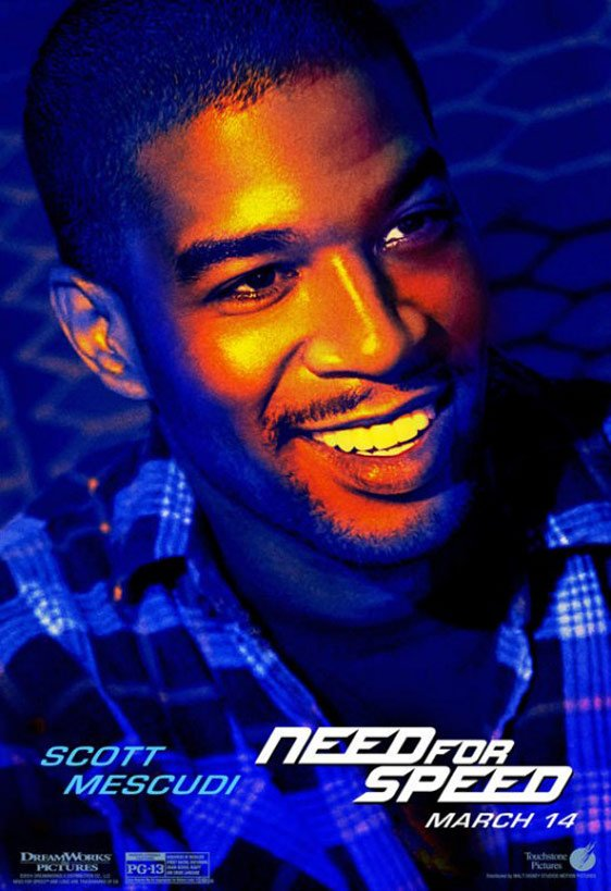 Need for Speed Poster #12