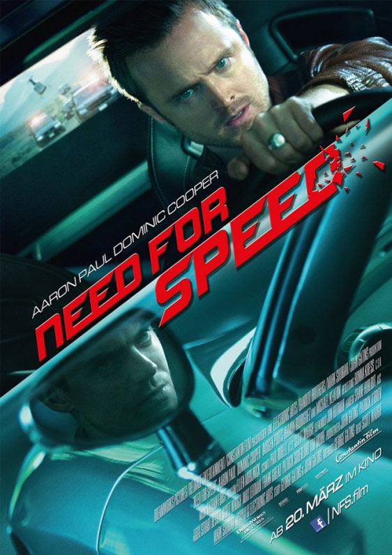 Need for Speed Poster #3