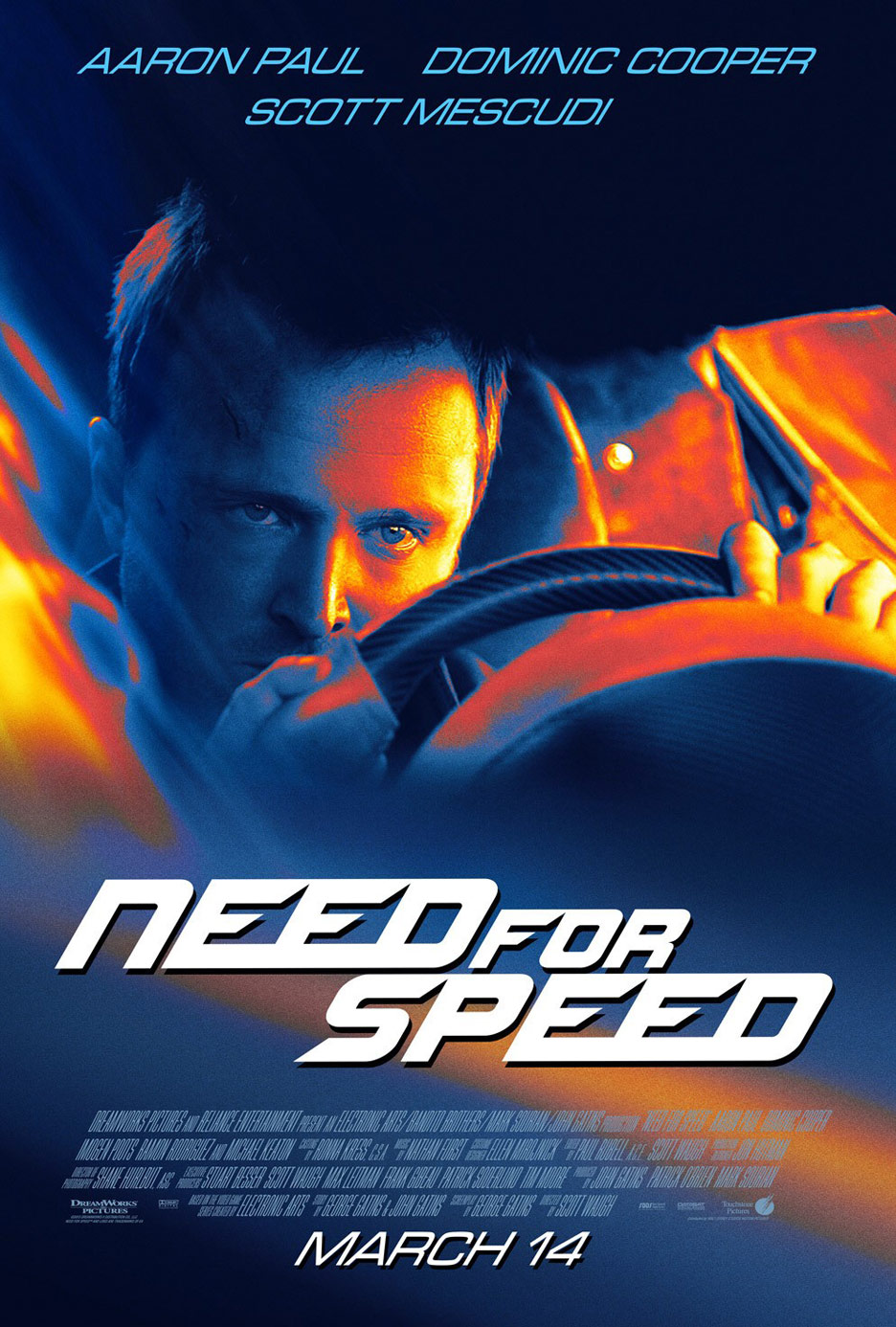 Need for Speed Poster #5