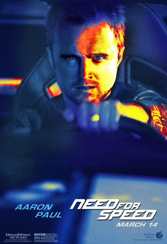 Need for Speed Poster #8