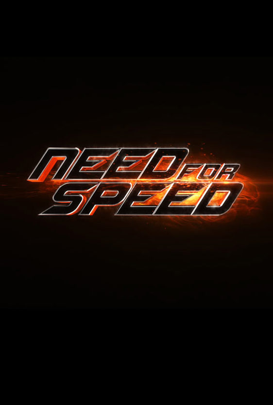 Need for Speed Poster #1