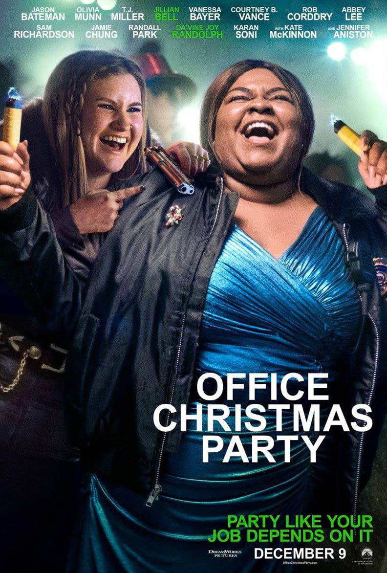 Office Christmas Party Poster #10