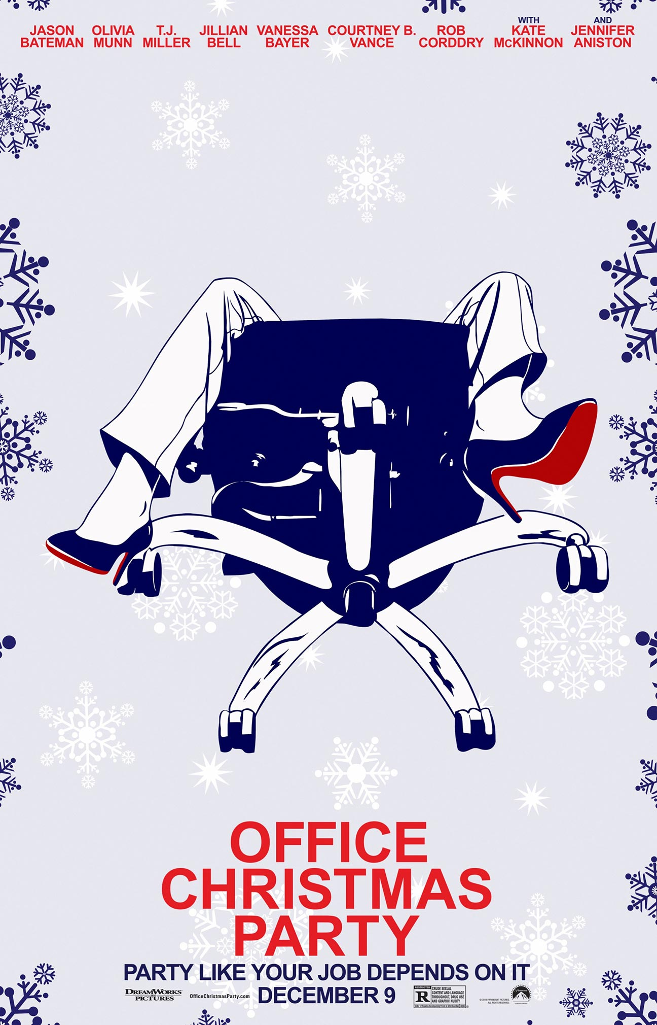 Office Christmas Party Poster #14