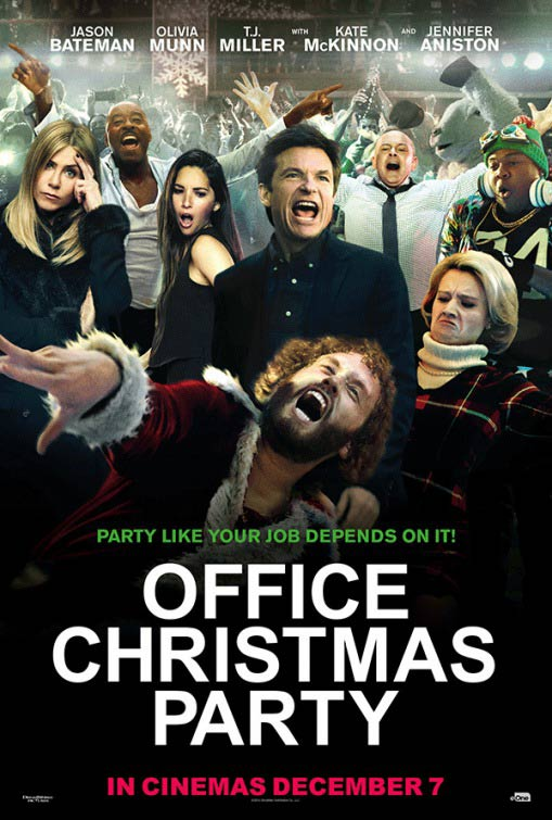 Office Christmas Party Poster #22