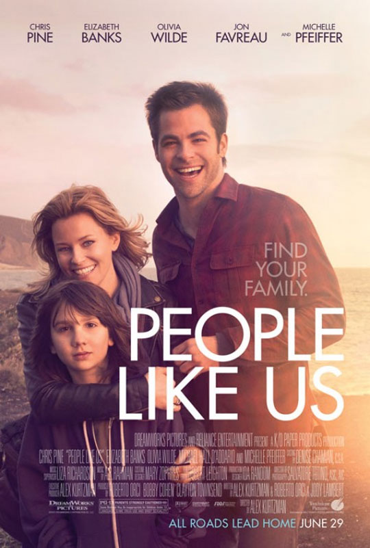 People Like Us Poster #1
