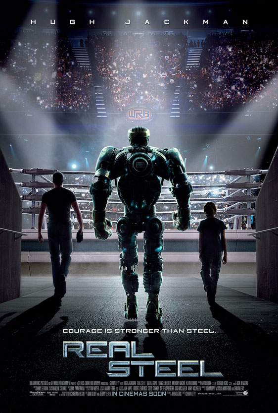 Real Steel Poster #2