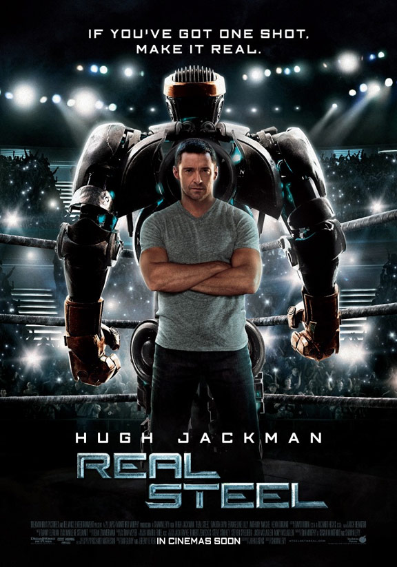 Real Steel Poster #4