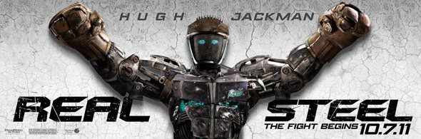 Real Steel Poster #8