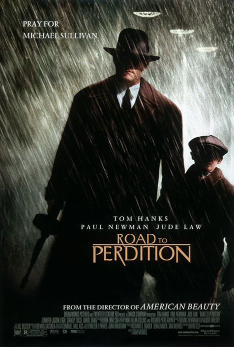 Road to Perdition Poster #1