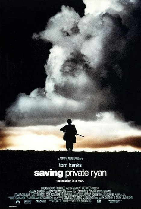 Saving Private Ryan Poster #1