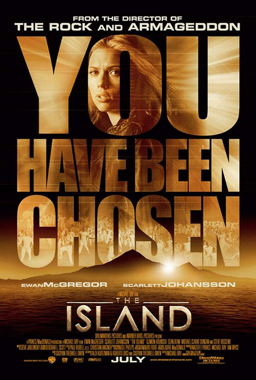 The Island Poster #3