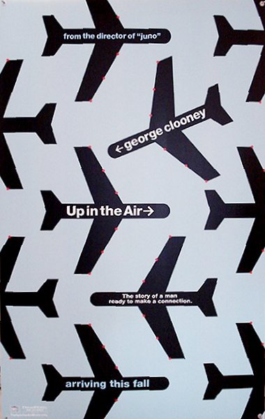 Up in the Air Poster #3