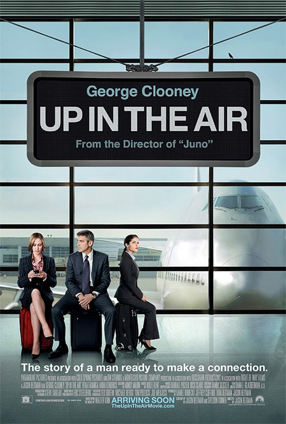 Up in the Air Poster #1