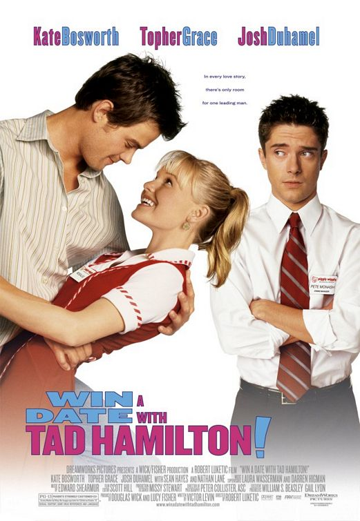 Win a Date with Tad Hamilton! Poster #1