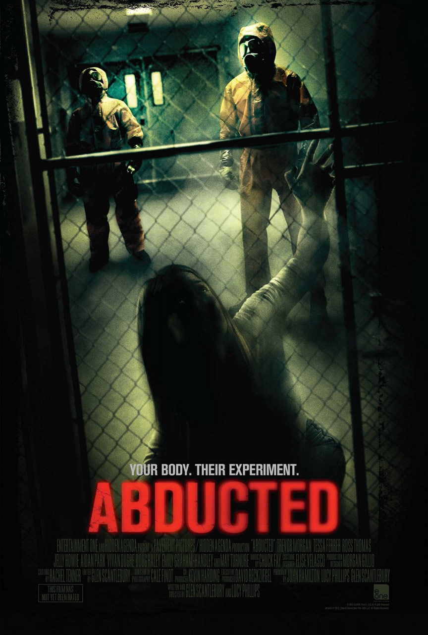 Abducted Poster #1