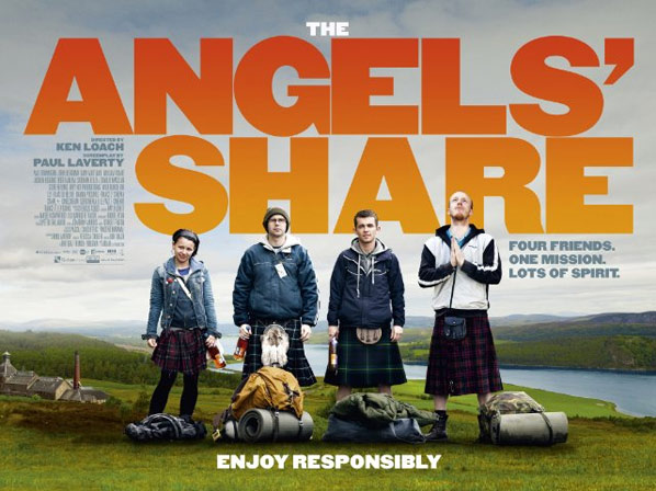 The Angels' Share Poster #1