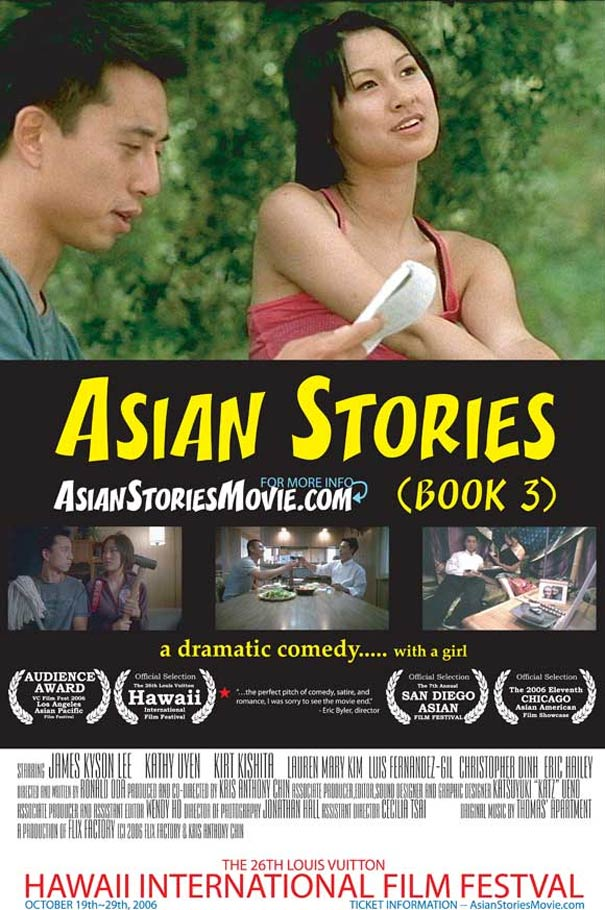 Asian Stories Poster #1
