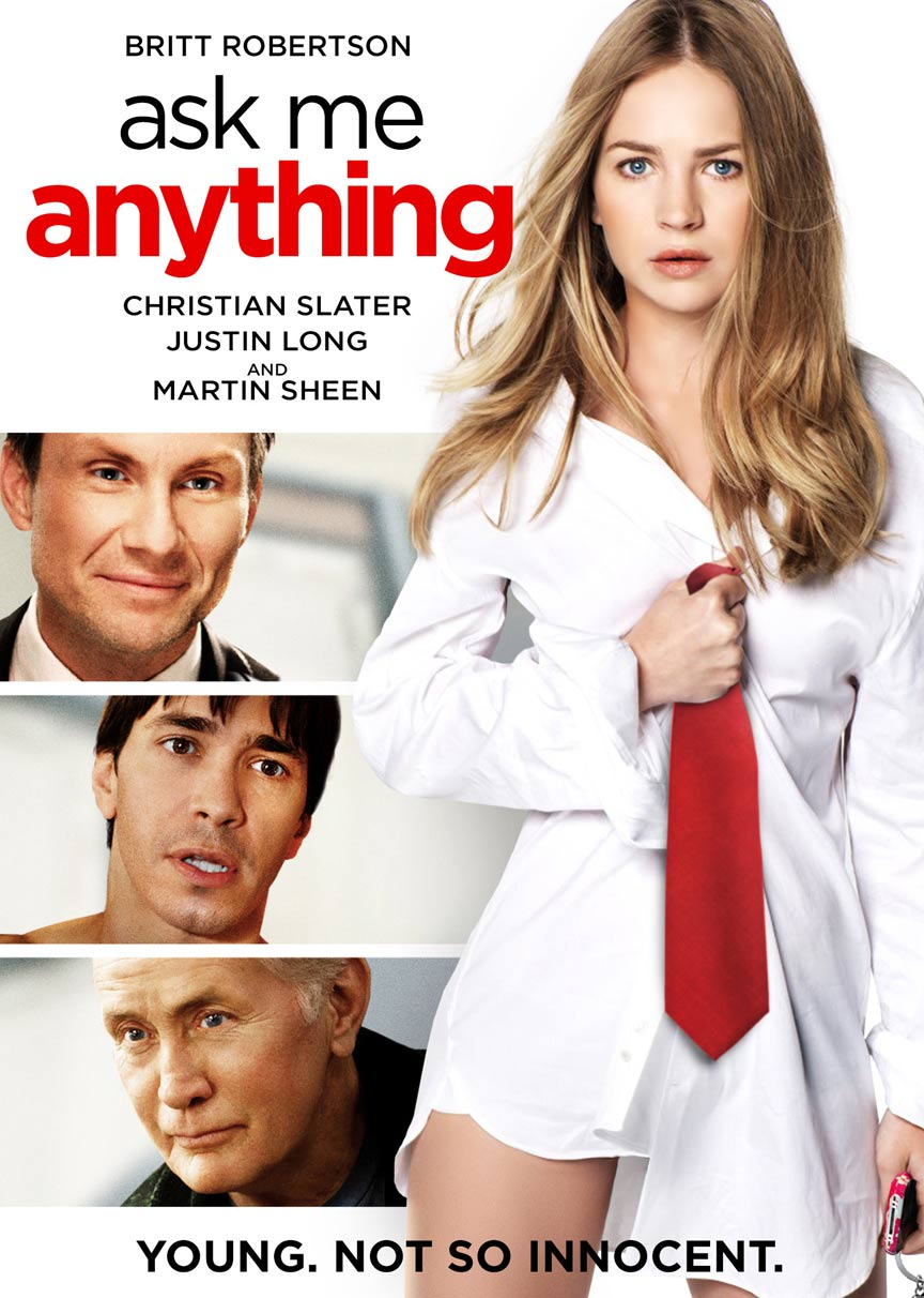 Ask Me Anything Poster #1