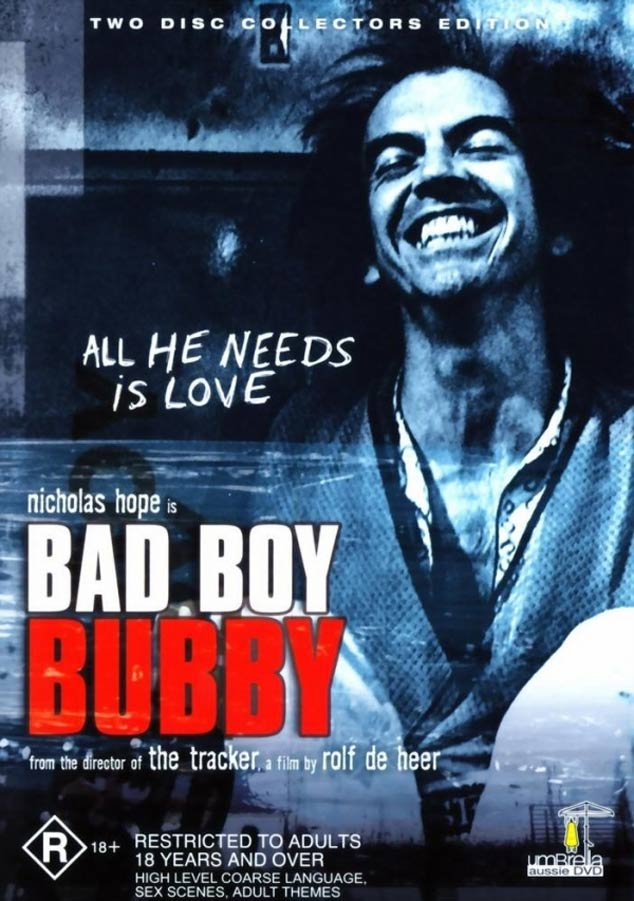 Bad Boy Bubby Poster #1