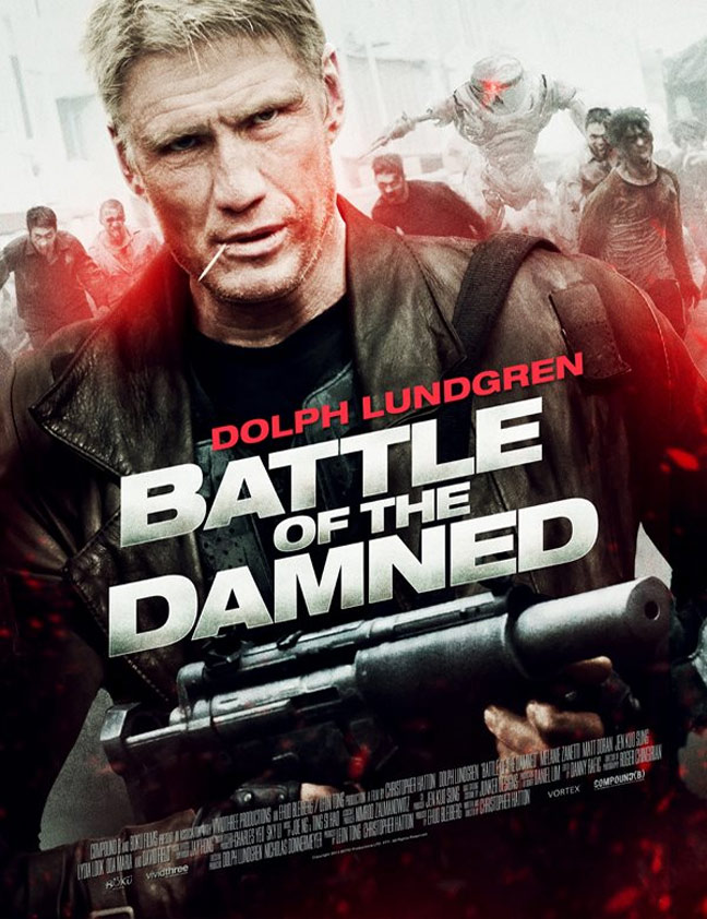 Battle of the Damned Poster #1