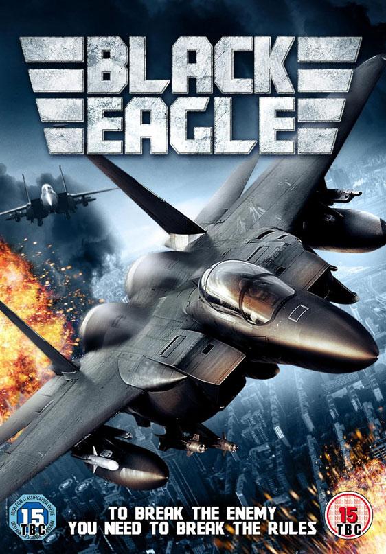 Black Eagle Poster #1