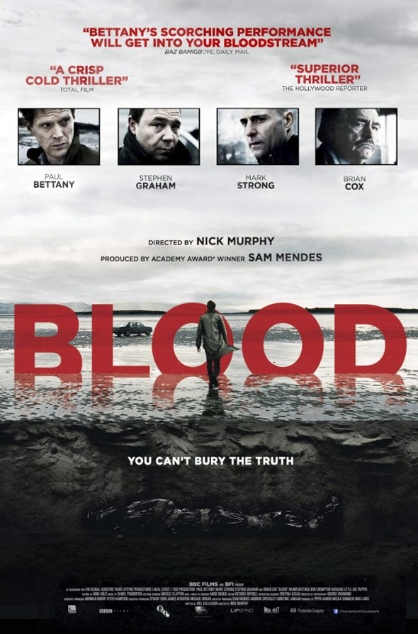 Blood Poster #1