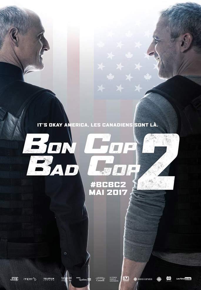 Bon Cop Bad Cop 2 (Eng subtitle)