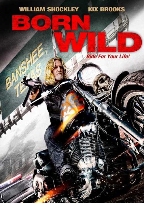 Born Wild Poster #1