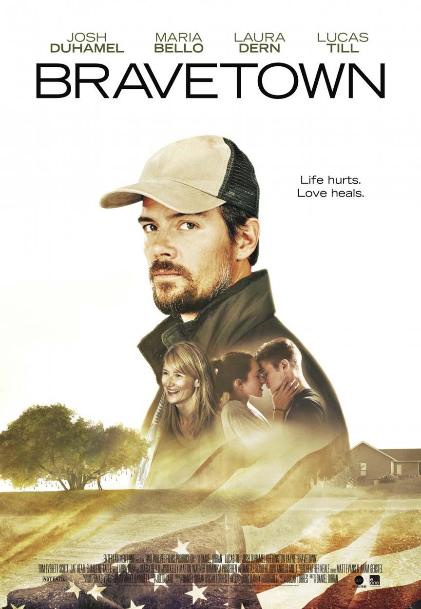 Bravetown Poster #1