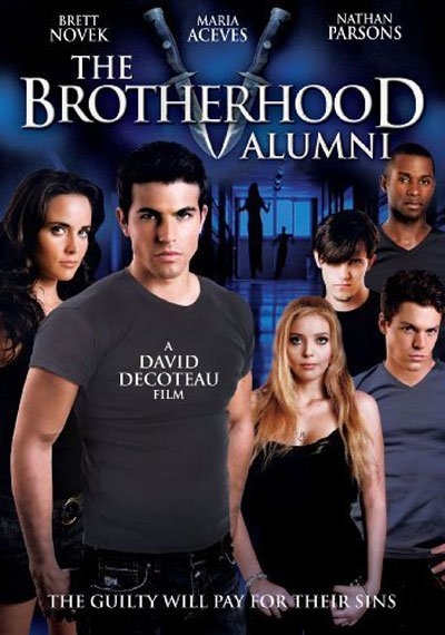 The Brotherhood V: Alumni Poster #1