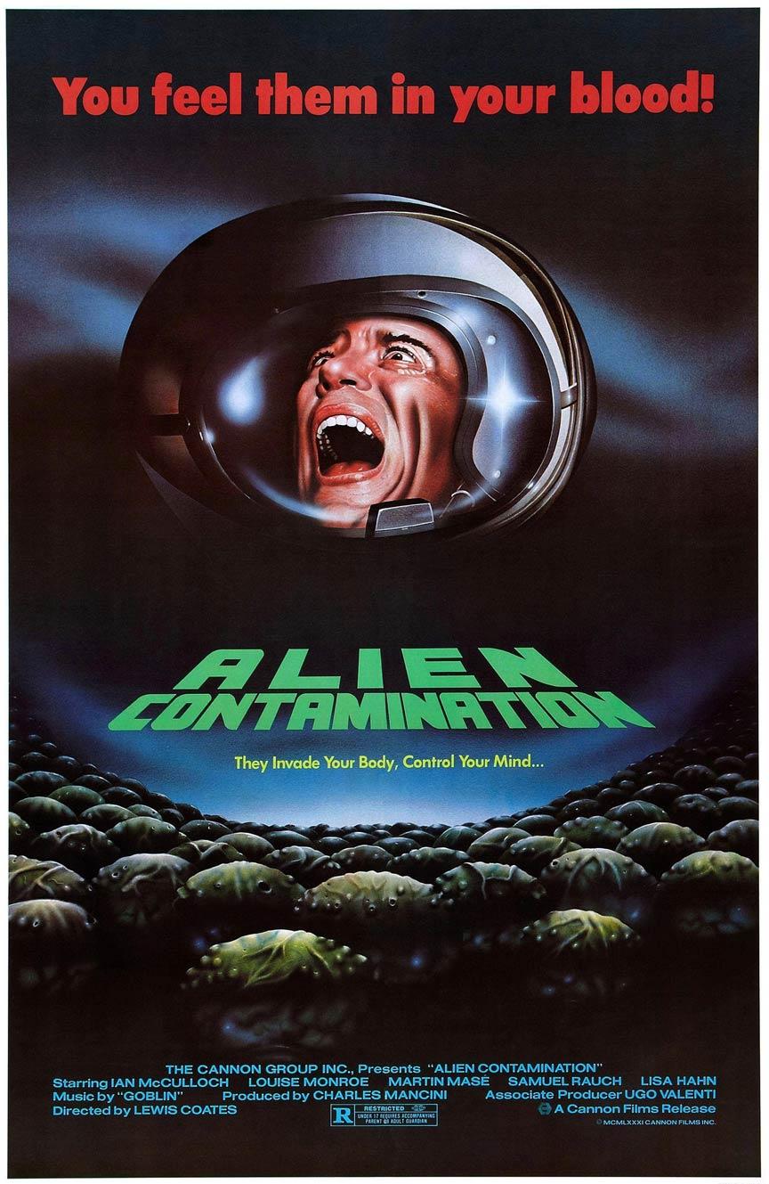 Contamination Poster #1