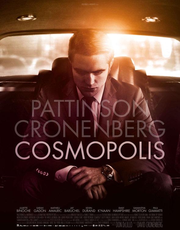 Cosmopolis Poster #1