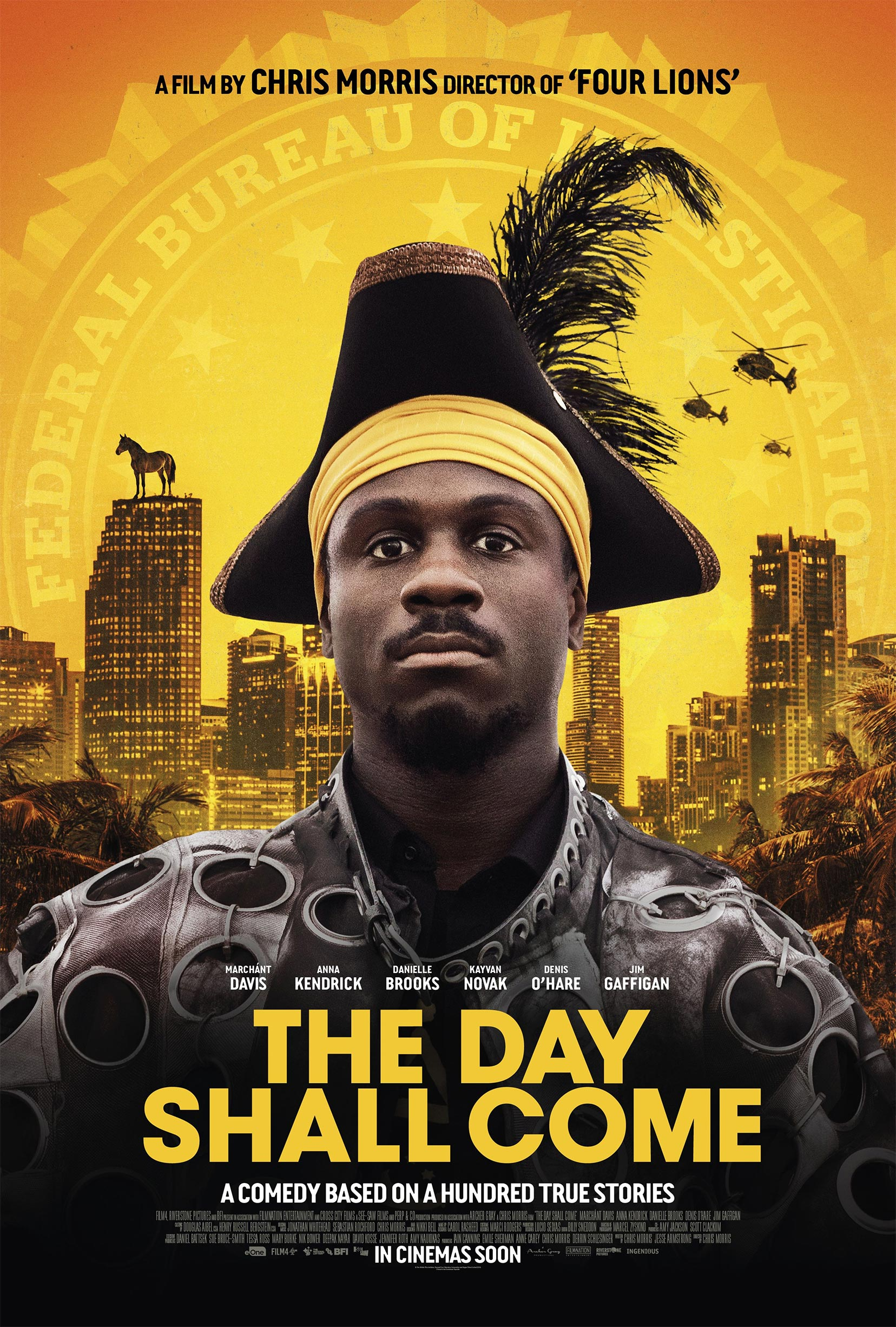 The Day Shall Come Poster #1