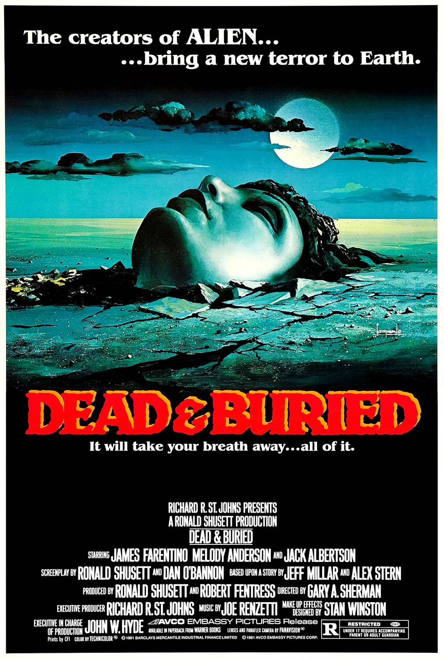 Dead & Buried Poster #1